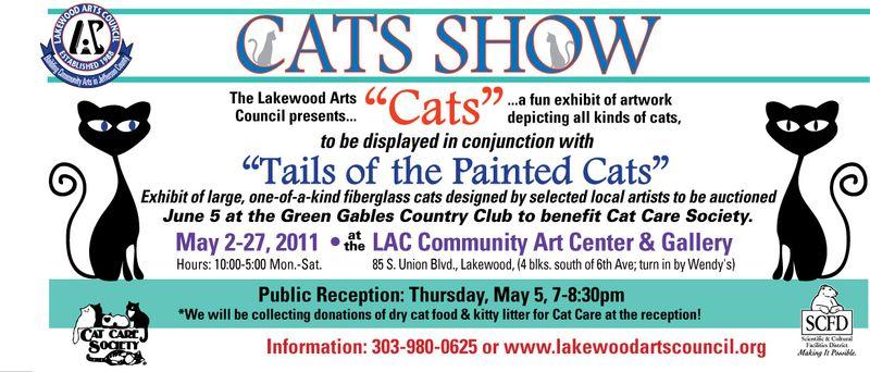 Cat Show Invitation
